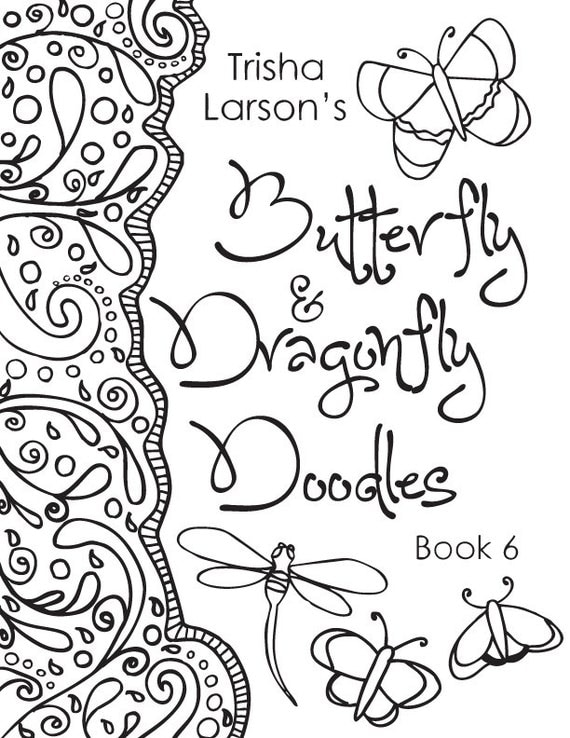 Abstract Butterfly Coloring Pages : Abstract butterfly coloring pages