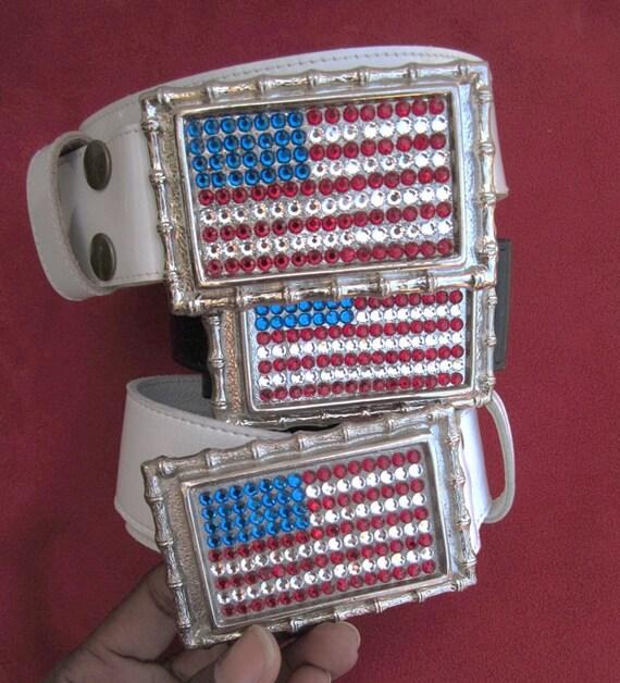 Home pride Flag belt