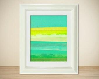 LOMO No. 3 // Modern Art, Abstract Print, Art Poster, Landscape, Mixed Media, Photography, Digital Print, Giclee, Wall Art