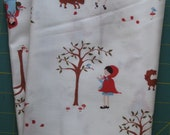 A walk in the woods, Little Red, 1/2 yard