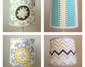 Custom Nursery Lamp shade