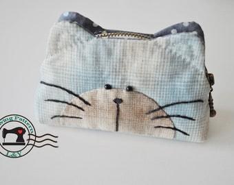 Cat Purse PDF Sewing Pattern