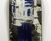 R2D2 Pez Skateboard Painting