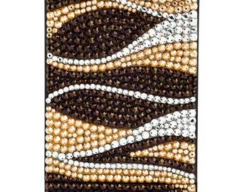 Dusk Twilight Series iPhone 4 & 4S Case Fully Embellished With Swarovski Crystals