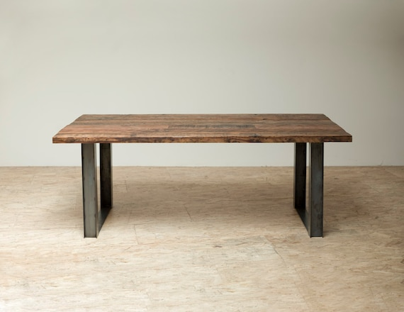Mount whitney table reclaimed architectural douglas by for Buy reclaimed wood los angeles