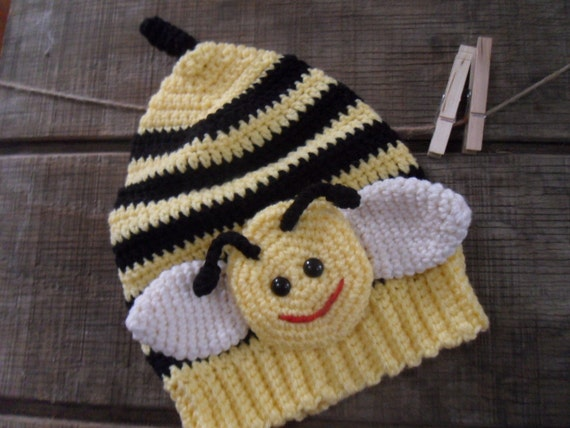 Bumble Bee Baby, Toddler, Child, Teen Adult