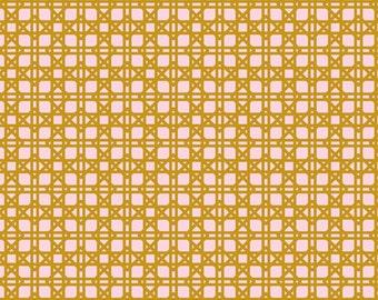 Lilly Belle - Rattan Blush  (LB-2101) - Bari J for Art Gallery Fabrics - By the Yard