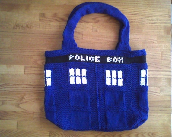TARDIS Tote - Doctor Who