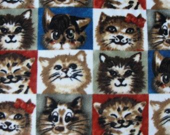 Purrrfectly Happy Cat Blanket