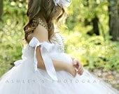 Shabby Chic Tutu Dress by Atutudes
