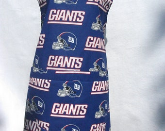 New York Giant His or Her apron We have other NFL teams