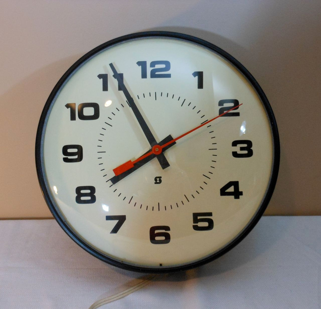 Vintage Simplex School Clock By 2cool2toss On Etsy