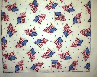 "4th of July Runner - 14"" Wide by 42"" Long"