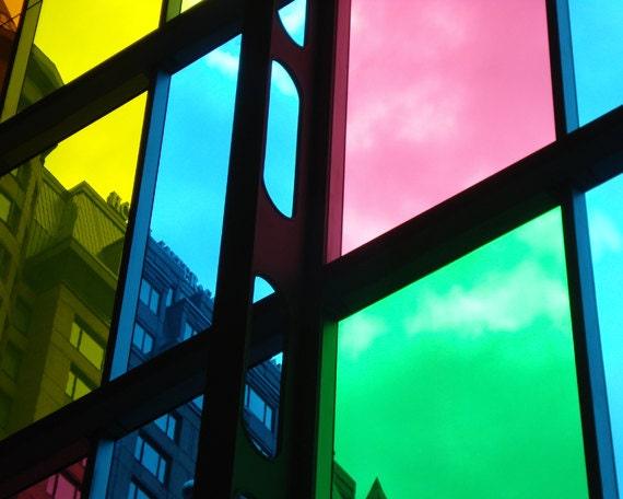 Bright Building IV - Montreal Convention Center - Fine Art Photograph - Architecture