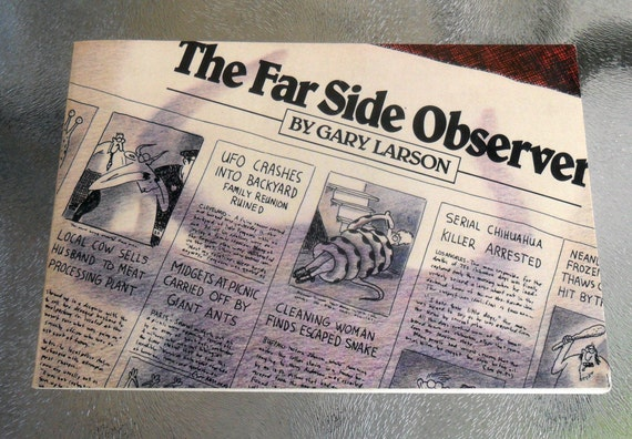 The Far Side Observer - 1987 Collection 8
