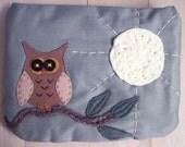 Sunshine Owl, Large Pouch