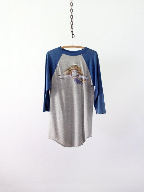 Vintage Doobie Brothers Tee / Original 1982 Farwell Tour T-Shirt