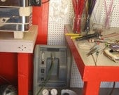 Lampworking Glass Room Equipment - Local Sale Only  California