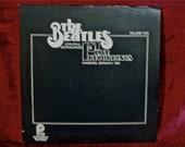 The BEATLES - The Beatles 1st Live Recordings Hamburg, Germany, 1962 - Vol. 2 - 1979 Vintage Vinyl Record Album..Promotional Copy