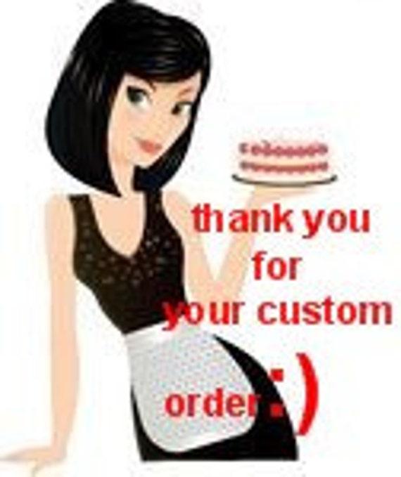Custom order for sgibson123 H