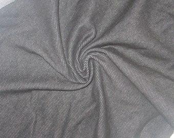 Black Denim Lycra jeggings Knit Fabric