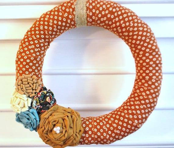 Darby Autumn Wreath