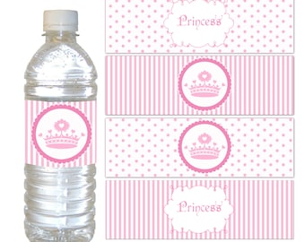 Baby Shower Bottle Labels Baby Shower Bottle Wrappers Its a