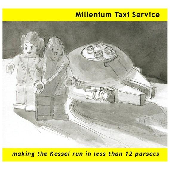 Auguri Matrimonio Star Wars : Articoli simili a biglietto d auguri star wars millenium