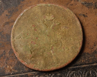 Imperial Russian copper  kopeck coin, 1800 kopecks, copecks, kopeyka
