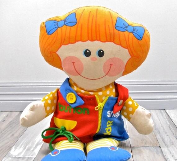 1980s Dressy Bessy Doll