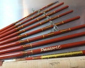 Vintage Abercrombie & Fitch Passport Fishing Rod