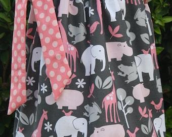 It's a Zoo Pillowcase dress