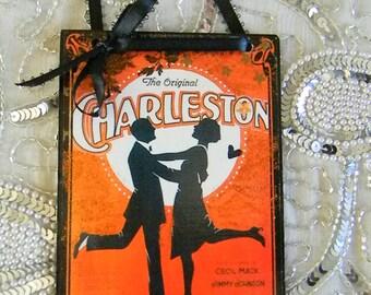 Charleston Decorative Plaque