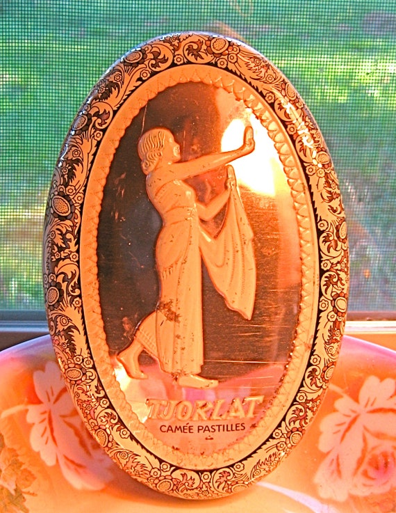 Take 20% off Vintage Tjorlat Candy Decorative Tin
