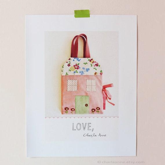 dollhouse pattern/tutorial