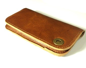 HTC ONE leather case and wallet