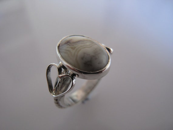 Stunning Crazy Laze In Sterling Silver