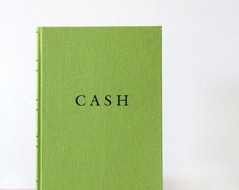 FREE SHIP  vintage Cash book, nos Federal Supply Ledgers