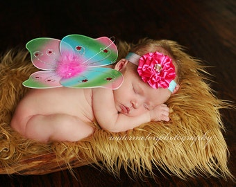 The RAINBOW BABY Wing Set - Newborn to 12 Months