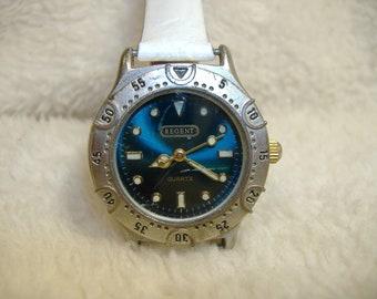 Vintage 1980s Regent Quartz  Watch