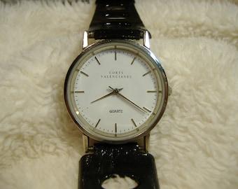 Vintage 1980s Corts Valencianes Quartz Watch