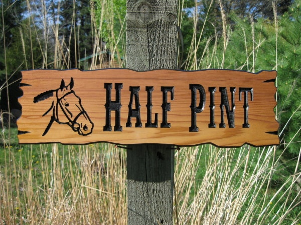 Sign Off Horse Horse Stall Signs Custom