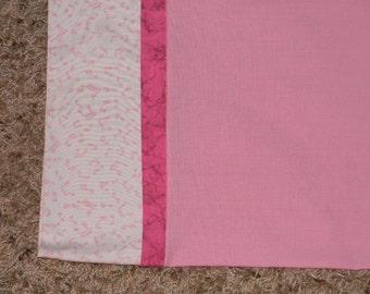 Pink Music Note Standard Pillowcase