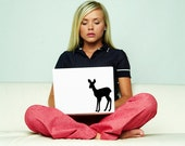 Deer Vinyl Laptop Decal