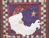 Santa Theme Quilt Pattern by Saginaw Street Quilt