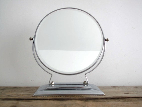 vanity mirror shaving mirror with magnification and swivel bathroom