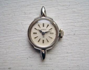 Vintage Hamilton Ladies 10K RGP Wristwatch