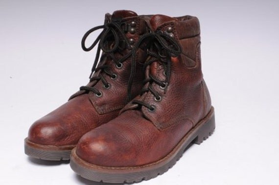 Woman's Work Boot by Natural Sport Size 7.5