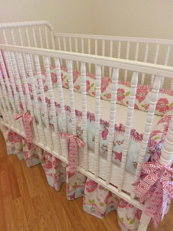 Baby Bedding-----READY TO SHIP------Crib Bedding Set