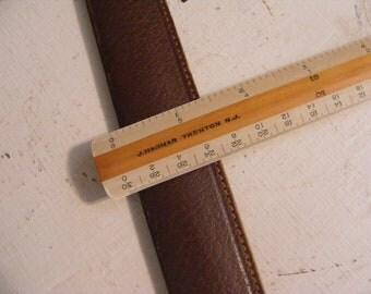 Wooden Ruler-Alteneder Drafting Ruler with Case